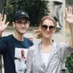 Céline Dion dévoile une photo inédite avec René-Charles pour fêter ses 20 ans !