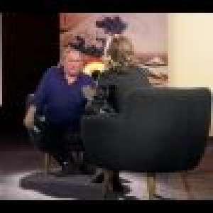 Gérard Depardieu piqué au vif par Claire Chazal, sa réponse sèche...