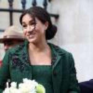 Meghan Markle enceinte et économe : une robe à tout petit prix qui a du succès !