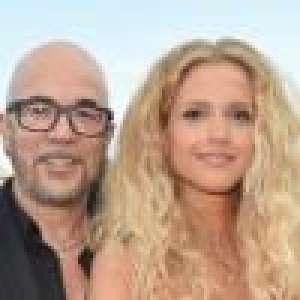 Pascal Obispo et sa femme Julie : tendre baiser pour fêter 8 ans d'amour