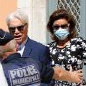 Bernard Tapie et sa femme Dominique agressés :