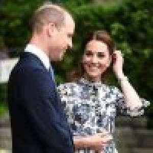 Kate Middleton gâtée par William ? Elle dévoile un magnifique collier pour leurs 10 ans de mariage