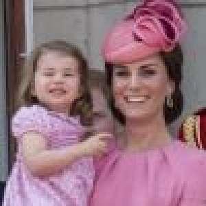 La princesse Charlotte a 6 ans : c'est le portrait craché de William sur un nouveau portrait
