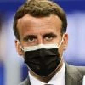 Emmanuel Macron et Neymar : Geste surprenant pendant la Coupe de France