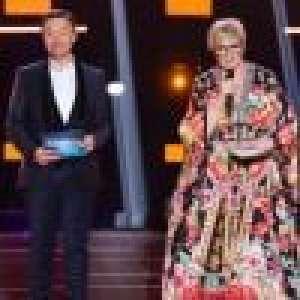 Eurovision 2021 - Laurence Boccolini et Stéphane Bern