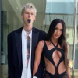Megan Fox en bombe : sa robe ne cache pas grand chose