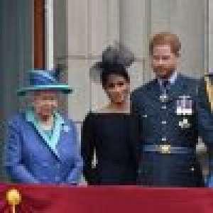 Meghan et Harry parents d'une petite Lilibet : la reine