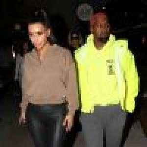 Kanye West célibataire : malgré le divorce, Kim Kardashian ne l'oublie pas