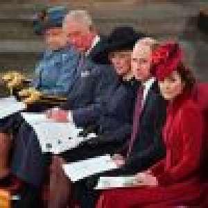 Elizabeth II au G7 : Kate, William, Charles et Camilla de la partie ! 1ère réunion de famille en 6 mois