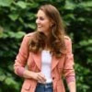 Kate Middleton en jeans baskets : coup de frais sur la garde-robe de la duchesse !