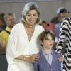 Caroline de Monaco : Cheveux gris et élégance au côté de son petit-fils Raphaël Elmaleh