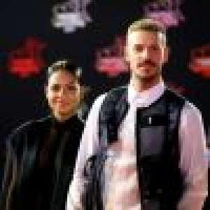 M. Pokora et Christina Milian en boîte de nuit à Saint-Tropez, où leur historie a commencé