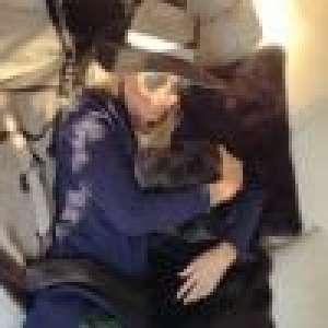 Laeticia Hallyday en panique : Santos, le chien de Johnny, en piteux état à l'hôpital