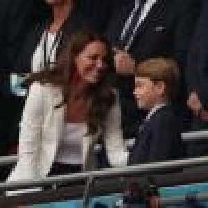 Le prince George fête ses 8 ans ! Kate Middleton dévoile un nouveau portrait, son fils a bien grandi