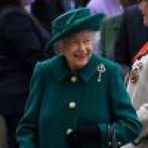 Elizabeth II : En vert pour son grand retour, le souvenir de Philip plane plus que jamais