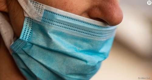 Porter votre masque sous le nez ne sert (strictement) à rien @Terrafemina