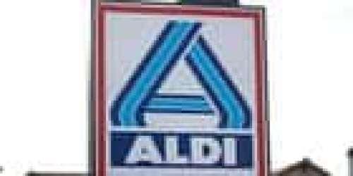 Grosse gaffe d'un employé chez Aldi: le slogan devient