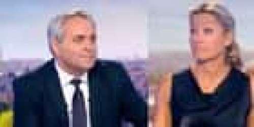 Gros malaise sur France 2: Anne-Sophie Lapix laisse Xavier Bertrand sans voix en plein direct
