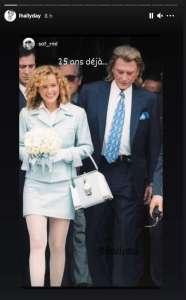 PHOTOS Laeticia Hallyday nostalgique: cet émouvant souvenir avec Johnny qu'elle a partagé