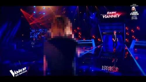 The Vivi exclu de The Voice 2021, ilse moque du montage de l'émission pour les battles