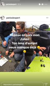 Mort de Julien Zidi: Alexandre Brasseur pleure son grand ami, Thierry Peythieu lui rend hommage