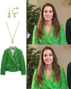Kate Middleton en Zara:5 fois où elle s'est habillée comme nous!