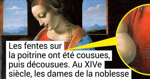 10 Secrets de Léonard de Vinci cachés dans ses œuvres