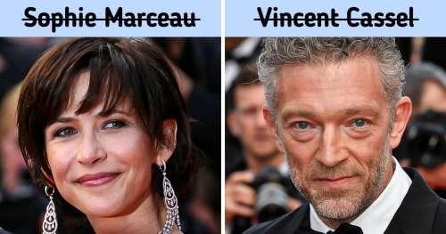 12 Stars françaises qui n'utilisent pas leur vrai nom