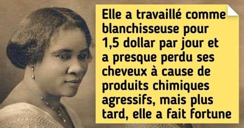 Voici l'histoire de la première femme millionnaire née dans une famille pauvre mais qui est entrée dans le livre Guinness des records
