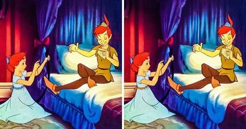 Quiz : Teste tes capacités visuelles en retrouvant les différences entre ces 20 scènes de films Disney