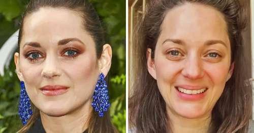10 Célébrités françaises presque difficiles à reconnaître sans maquillage