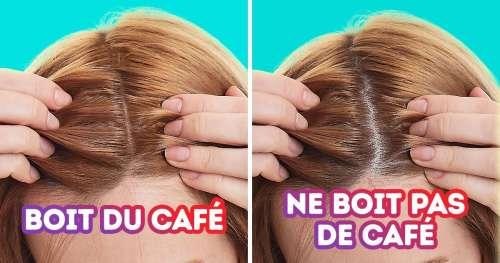 Voici ce qui peut arriver à tes cheveux si tu réduis ta consommation de café