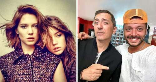 16 Amitiés solides et attendrissantes qui unissent des stars françaises