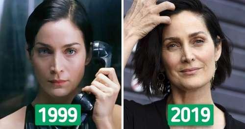 """Découvre l'évolution de 12 acteurs de """"Matrix"""", plus de 20 ans après la sortie du premier film"""
