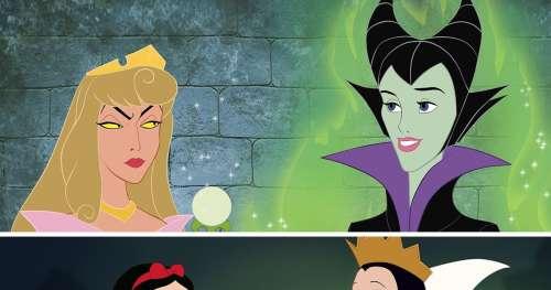 Imaginons à quoi ressembleraient certains des personnages de Disney si on échangeait leurs visages