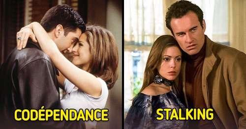 7 Beaux couples de cinéma dont les relations sont en fait loin d'être saines