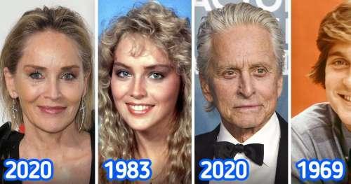 Découvre 20 icônes d'Hollywood dans leur vingtaine