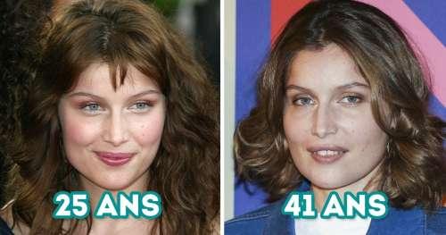 10 Célébrités françaises qui ne vieillissent visiblement pas ont partagé leurs secrets de beauté