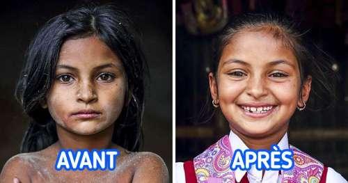 Un photographe du Bangladesh aide les enfants à accéder à l'éducation et leur permet d'arrêter de travailler