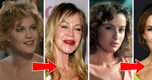 A quoi ressemblent aujourd'hui les stars des comédies romantiques cultes des années 80 et 90