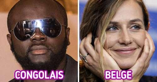 10 Stars qui sont souvent considérées comme françaises, mais qui ne le sont pas du tout