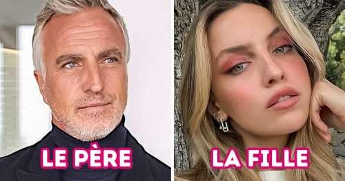 15 Enfants de célébrités françaises qui sont devenues des stars plus tôt qu'on ne le pensait