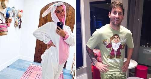 18 Stars partagent leur vie quotidienne avec leurs confortables pyjamas