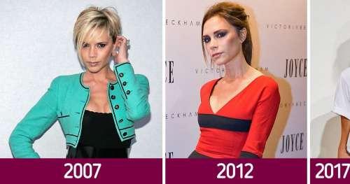 Pourquoi Victoria Beckham était autrefois considérée comme l'une des vedettes les moins bien habillées et pourquoi maintenant on a envie de copier son style