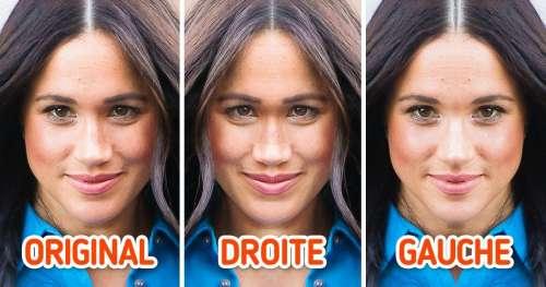 Voici à quoi ressembleraient 14 membres de la famille royale britannique si leurs visages étaient symétriques