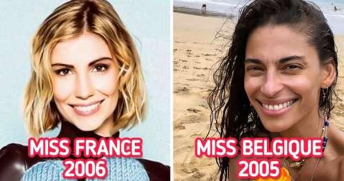15 Femmes célèbres qui ont fait un concours de beauté avant de faire une carrière remarquable