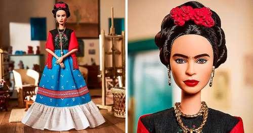 Des femmes inspirantes superbement représentées par Barbie apprennent aux petites filles à être fortes