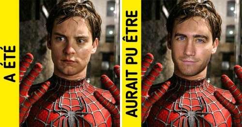Découvre 12 acteurs qui auraient pu interpréter Spider-Man au cinéma