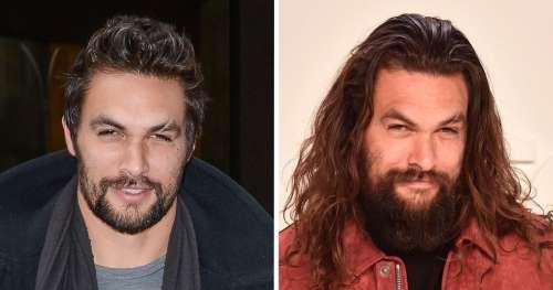 18 Fois où des hommes célèbres ont laissé pousser leurs cheveux et sont devenus encore plus beaux