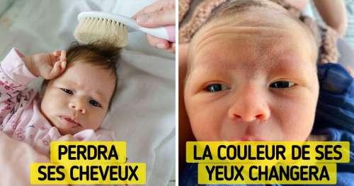10 Faits peu connus à propos des bébés qui pourraient nous aider à mieux les comprendre (et éviter certaines frayeurs de jeunes parents)
